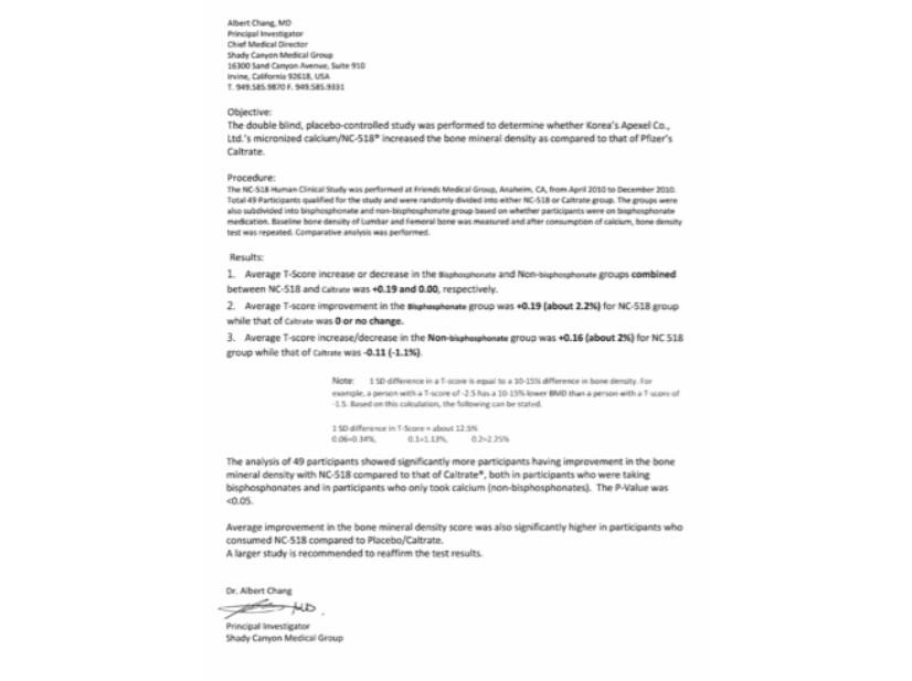 US-Shady Canyon Medical Center Clinical Data 3